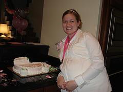 cara and carriage cake!
